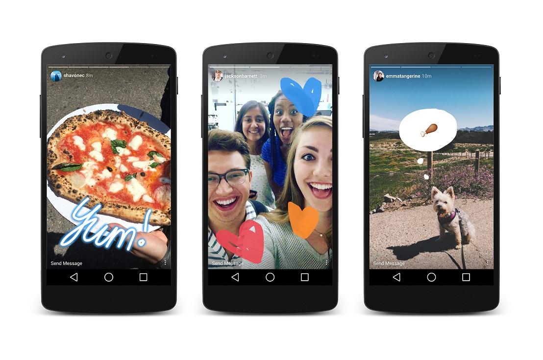 استوری اینستاگرام یک ابزار بازاریابی!