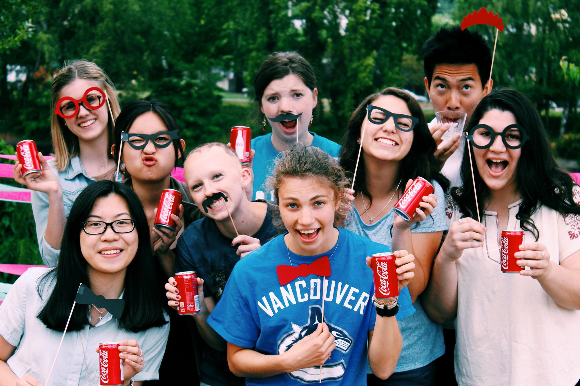 یک نمونه بازاریابی محتوایی کوکاکولا
