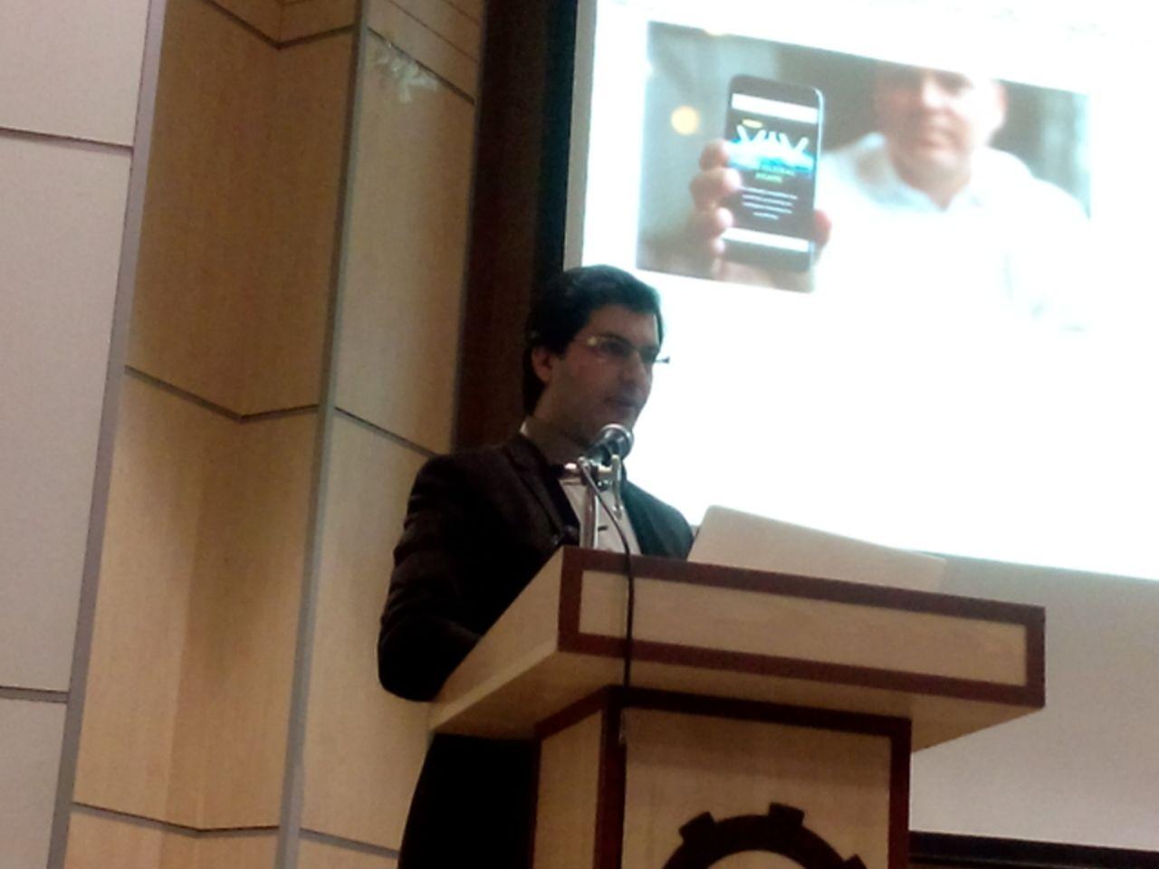 ویدئو- قسمت دوم سخنرانی دکتر براری با موضوع نقش هوش مصنوعی در تحول تجارت الکترونیک در دانشگاه فردوسی مشهد