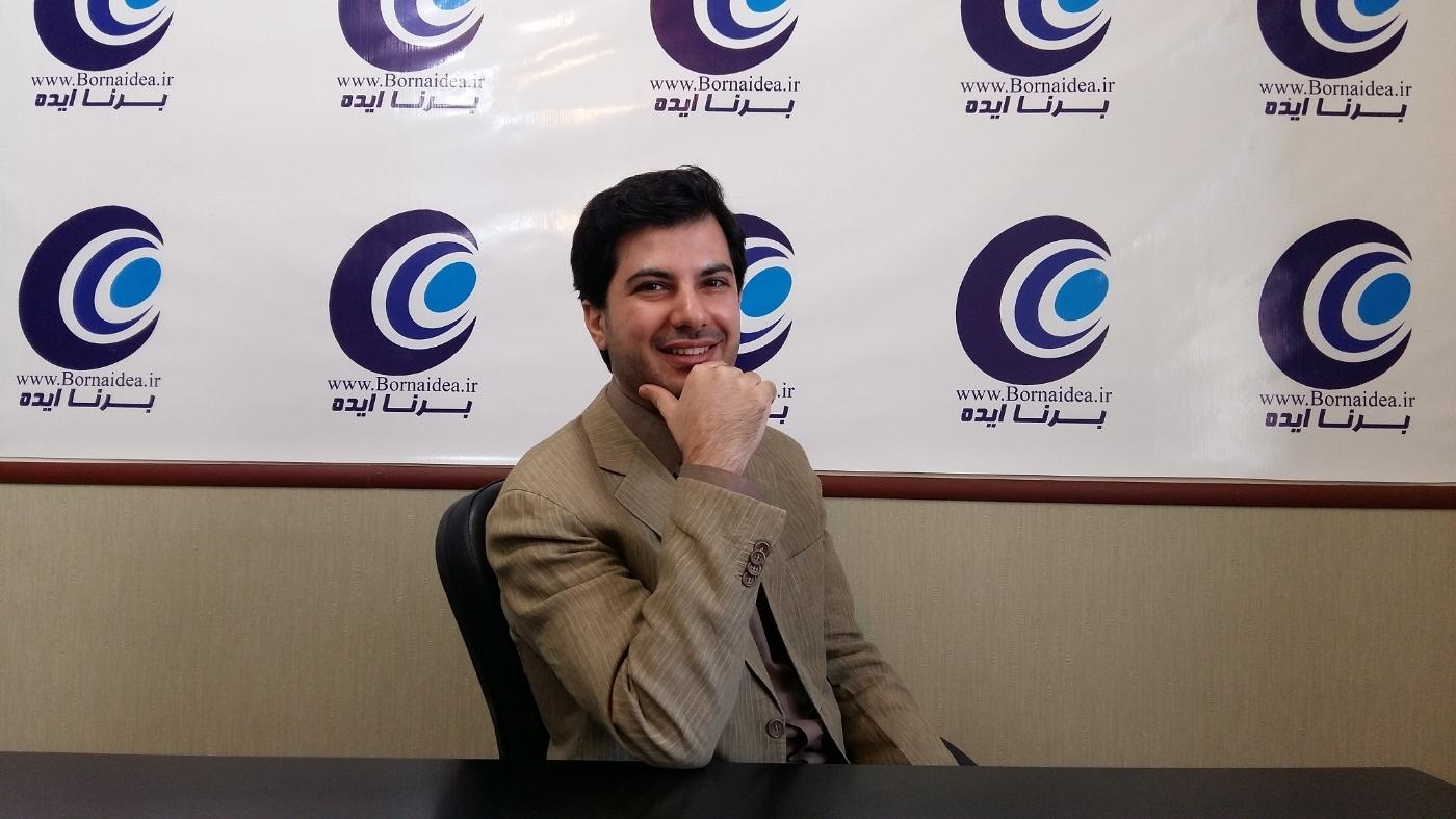 مصاحبه رادیو جوان با دکتر احسان براری -تجارت الکترونیک
